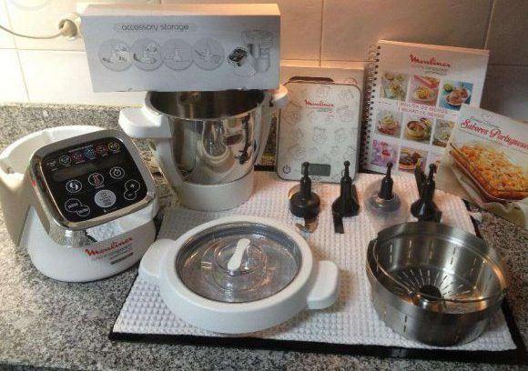 Moulinex Cuisine Companion Ofertas